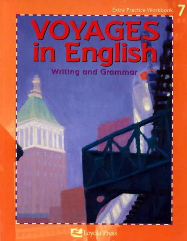 9780829413274: Voyages in English: Writing and Grammar : Grade 7