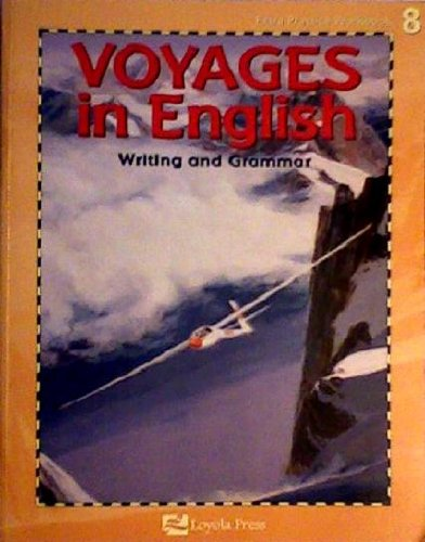 9780829413298: Voyages in English: Writing and Grammar : Book 8