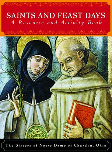 9780829415056: Saints and Feast Days: A Resource and Activity Book