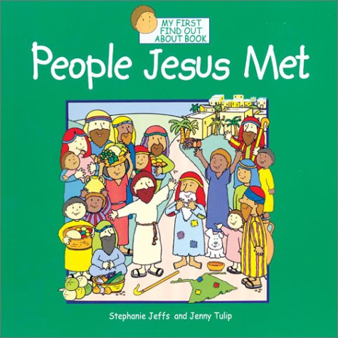 9780829417319: People Jesus Met (My First Find Our About Series)
