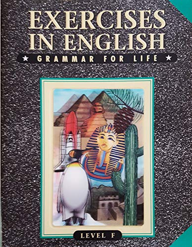 9780829417487: Exercises in English: Grammar for Life Level F