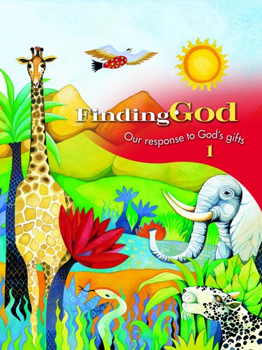 9780829418279: Grade 1: School Edition: Our Response to God's Gifts (Finding God 2005, 2007)