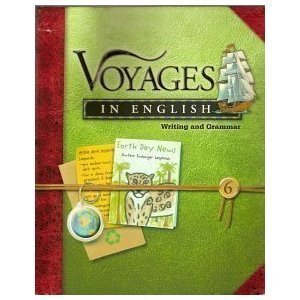 9780829420890: Voyages in English: Writing and Grammar, Book 6