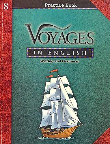 9780829420975: Voyagers in Eng: Practice Book Writing + Grammer