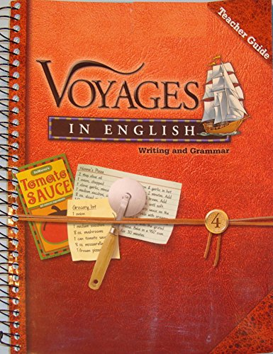 9780829421026: Voyages In English 4 (TE)