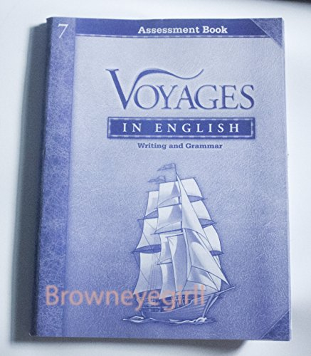 9780829421125: Voyages in English Writing and Grammar (Voyages in English, Voyages in English Assesment Book 7)