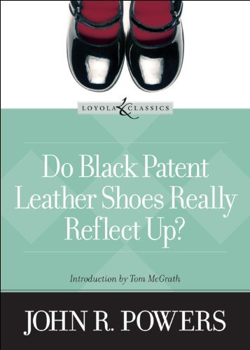 Do Black Patent Leather Shoes Really Reflect: John R. Powers