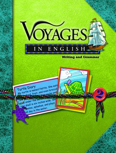 9780829423594: Voyages in English Grade 2 Student Edition: Writing and Grammar (Voyages in English 2011)