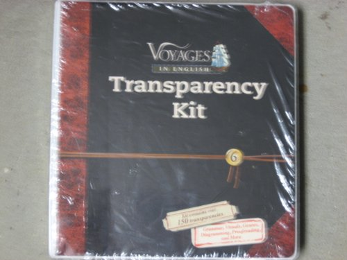 9780829423655: Voyages In English Transparency Kit Grade 6