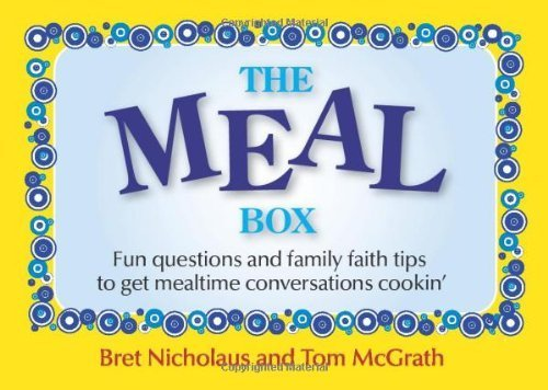 9780829428131: The Meal Box: Fun Questions and Family Tips to Get Mealtime Conversations Cookin'