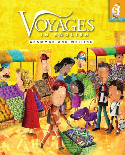 9780829428193: Grammar and Writing: Grade Level 5 (Voyages in English 2011)