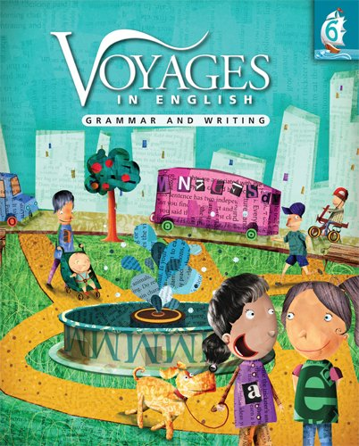 9780829428209: Voyages in English: Grammar and Writing, Grade Level 6
