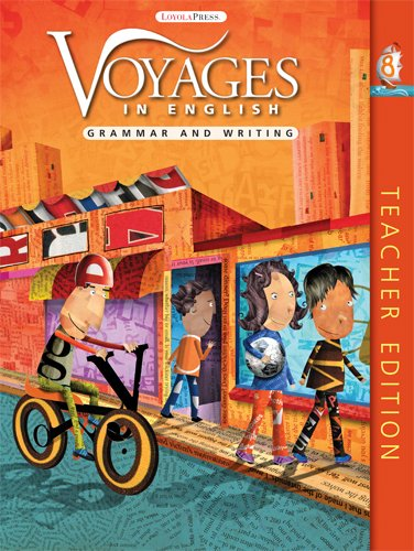 9780829428278: Grammar and Writing: Grade Level 8: Teacher Edition (Voyages in English 2011)