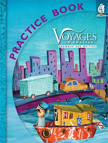 9780829428292: Voyages in English Grade 4 Practice Book (Voyages in English 2011)