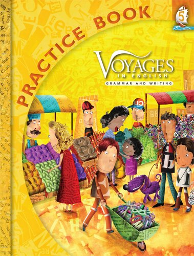 9780829428308: Voyages in English Grade 5 Practice Book (Voyages in English 2011)