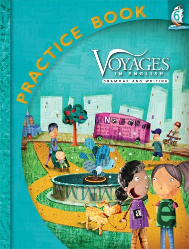 9780829428315: Grade Level 6 Practice Book (Voyages in English 2011)