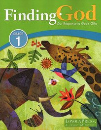9780829431698: Finding God: Our Response to God's Gifts (Student Edition) (grade 1)