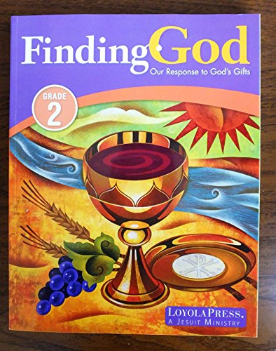 9780829431704: Finding God: Our Response to God's Gift's (Grade 2, 284 Pages)