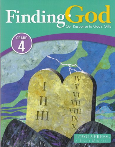 9780829431728: Finding God: Our Response to God's Gifts - Grade 4