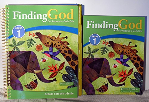 9780829431810: Finding God: Our Response to God's Gifts (grade 1)