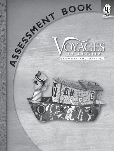 9780829432640: Grade Level 4 Assessment Book 25-Pack (Voyages in English 2011)