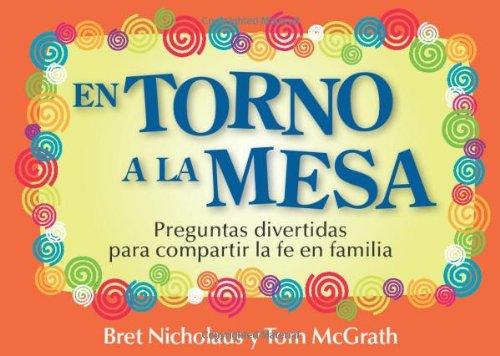 9780829435450: En torno a la mesa / The Meal Box: Preguntas divertidas para compartir la fe en familia / Fun Questions and Family Tips to Get Mealtime Conversations Cookin' (Spanish Edition)