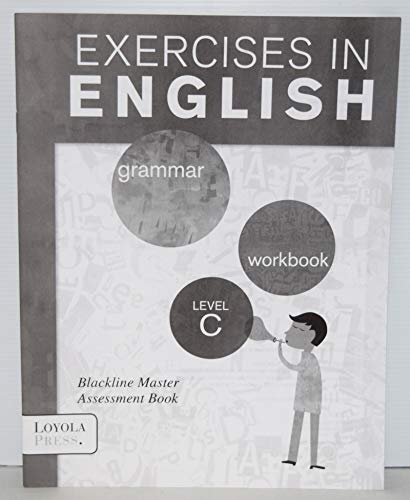 9780829436297: Exercises in English Level C (Grade 3) Assessment Book (Exercises in English 2008)