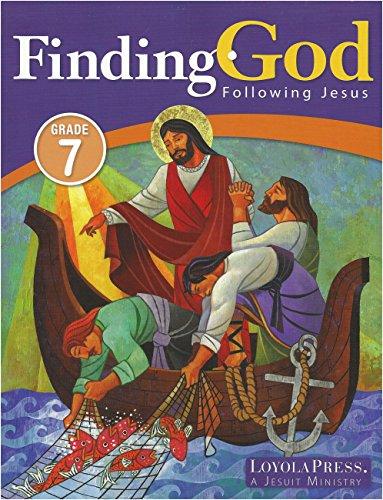 9780829436716: Finding God Following Jesus: Grade 7