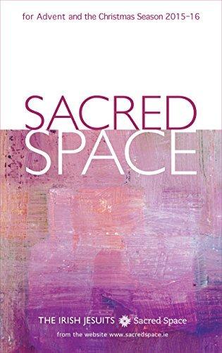 9780829443684: Sacred Space for Advent and the Christmas Season 2015-2016