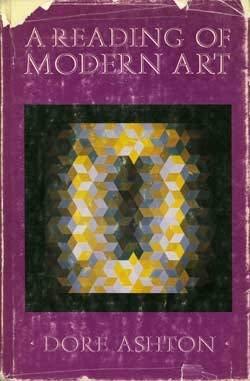 9780829501520: Reading of Modern Art
