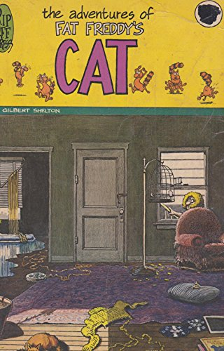 9780829600544: The Adventures of Fat Freddy's Cat