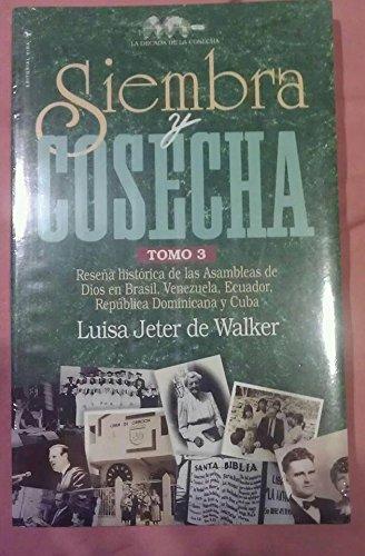9780829702996: Siembra y Cosecha