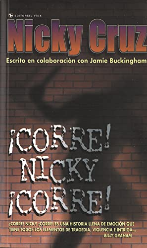 9780829704341: ¡Corre Nicky!, ¡corre!