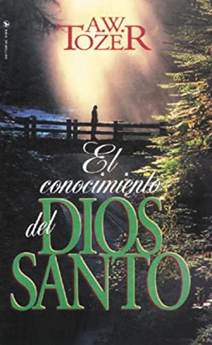 9780829704662: El Conocimiento del Dios Santo