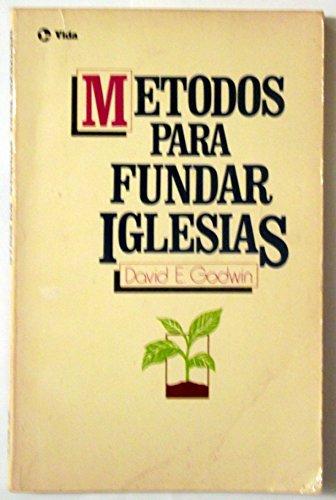 9780829705102: Metodos Para Fundar Iglesia