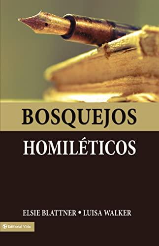 Bosquejos Homilà ticos Format: Paperback: Luisa Jeter de