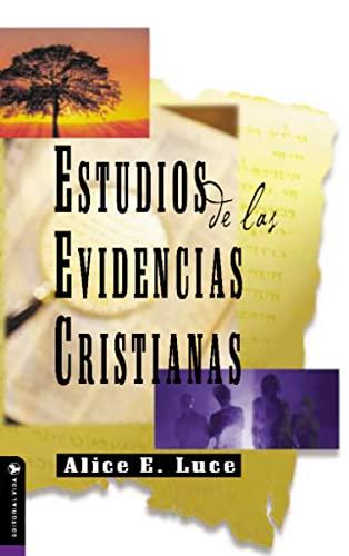 9780829705546: Estudios de Las Evidencias Cristianas