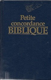 Petite concordance Biblique