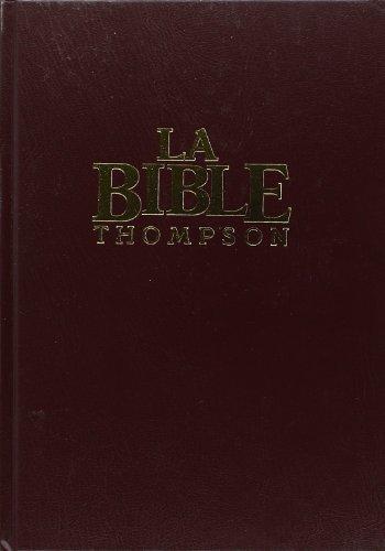 9780829714746: La Bible Thompson: Avec Chaine de references