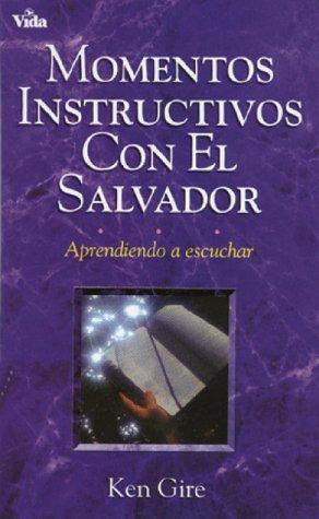 9780829719055: Momentos Instructivos El Salvador / Instructive Moments with the Saviour (Spanish Edition)