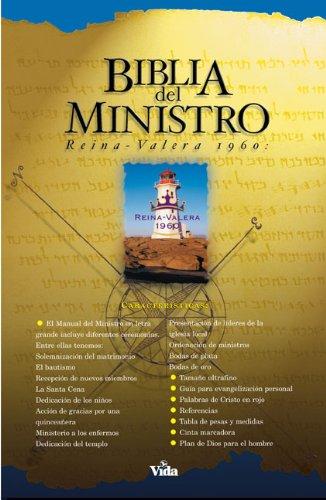 9780829720631: Biblia del Ministro-RV 1960 = Minister's Bible-RV 1960
