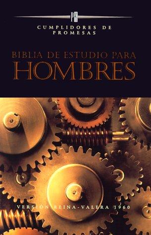 9780829721744: Bíblia de Estudio para Hombres: Cumplidores de Promesas - Piel