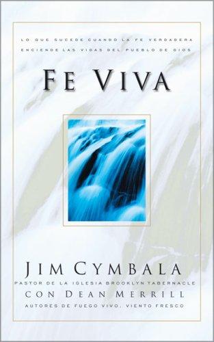 Fe Viva: Cymbala, Jim