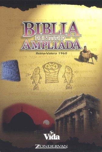 9780829723892: Bíblia de Estudio Ampliada