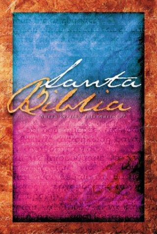 9780829723977: Santa Biblia: LA Nueva Version Internacional (Nvi), Piel Especial Negra (Holy Bible, Black Bonded Leather