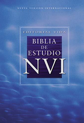 9780829724011: Editorial Vida Biblia de Estudio NVI, Tapa Dura