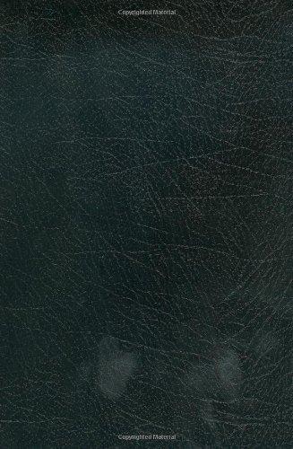 9780829724035: Biblia Bilingue: Nvi/Niv Nueva Version International/New International Version : Black Imitation Leather