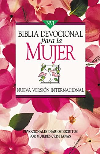 9780829727524: Biblia Devocional Para la Mujer-NVI