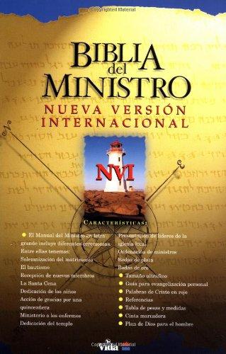 9780829729900: Biblia del Ministro-Nu