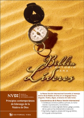 9780829731576: NIV Leadership Study Bible - Spanish (Spanish Edition)